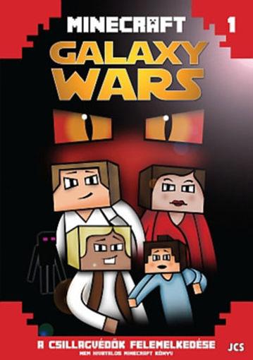 Minecraft Galaxy Wars 1. - A csillagvédők felemelkedése termékhez kapcsolódó kép