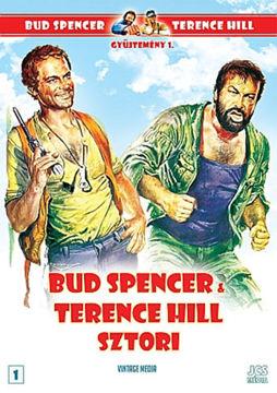 Bud Spencer és Terence Hill Gyűjtemény 1. - Bud Spencer and Terence Hill Sztori termékhez kapcsolódó kép