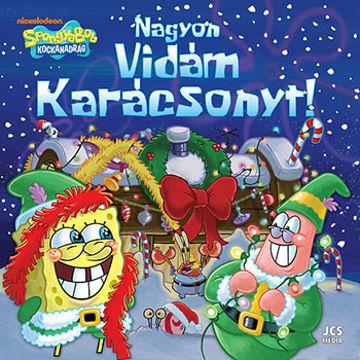 SpongyaBob Kockanadrág - Nagyon Vidám Karácsonyt! termékhez kapcsolódó kép