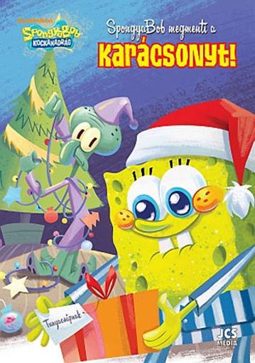 SpongyaBob Kockanadrág - SpongyaBob megmenti a Karácsonyt! termékhez kapcsolódó kép