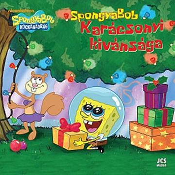 SpongyaBob Kockanadrág - SpongyaBob karácsonyi kívánsága termékhez kapcsolódó kép