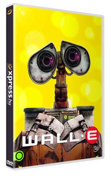 Wall-E (O-ringes, gyűjthető borítóval) termékhez kapcsolódó kép