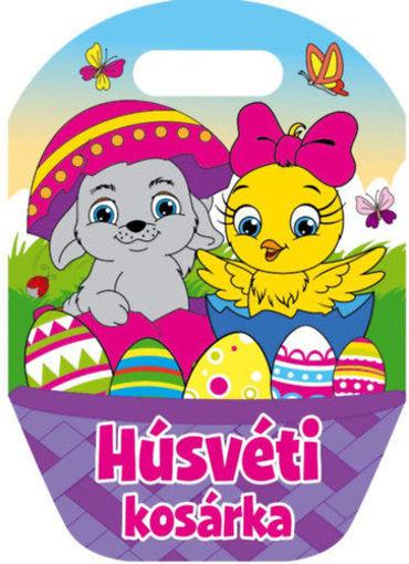 Húsvéti kosárka termékhez kapcsolódó kép
