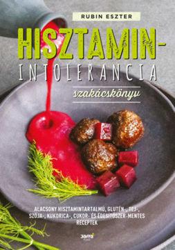 Hisztaminintolerancia szakácskönyv termékhez kapcsolódó kép