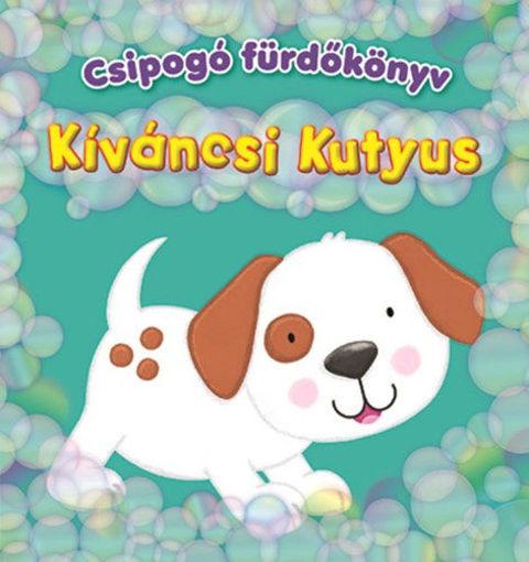 Csipogó fürdőkönyv - Kíváncsi Kutyus termékhez kapcsolódó kép