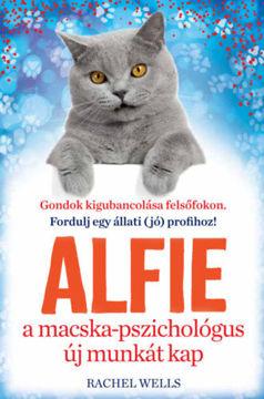Alfie, a macska-pszichológus új munkát kap - Egy állati jó pszichológus kalandjai termékhez kapcsolódó kép