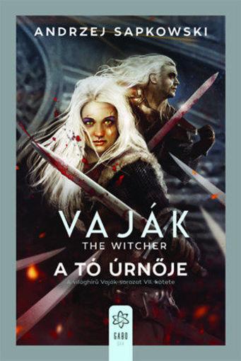Vaják VII. - The Witcher - A tó úrnője termékhez kapcsolódó kép