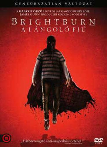 Brightburn – A lángoló fiú - cenzúrázatlan változat termékhez kapcsolódó kép
