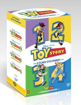 Toy Story 1-4. gyűjtemény termékhez kapcsolódó kép