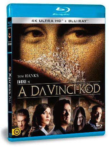 A Da Vinci-kód (4K UHD+BD) termékhez kapcsolódó kép