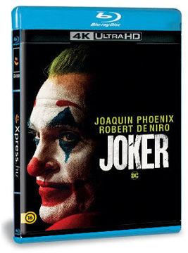 Joker (4K UHD+BD) termékhez kapcsolódó kép