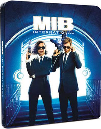 Men in Black – Sötét zsaruk a Föld körül (4K UHD+BD) - limitált, fémdobozos változat ( szereplők  steelbook) termékhez kapcsolódó kép