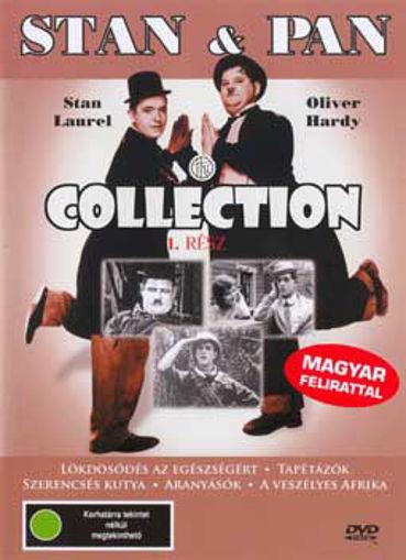Stan és Pan Collection 1. termékhez kapcsolódó kép