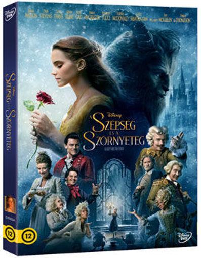 A szépség és a Szörnyeteg (Disney élőszereplős) (O-ringes, gyűjthető borítóval) (csoport) termékhez kapcsolódó kép