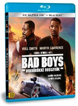 Bad Boys – Mindörökké rosszfiúk (4K UHD+BD) termékhez kapcsolódó kép