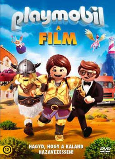 Playmobil: A Film termékhez kapcsolódó kép