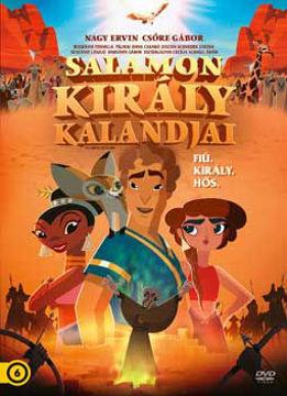 Salamon király kalandjai termékhez kapcsolódó kép