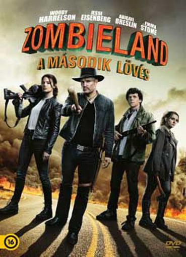 Zombieland: A második lövés termékhez kapcsolódó kép