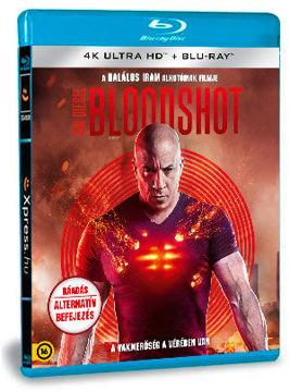 Bloodshot (4K UHD+BD) termékhez kapcsolódó kép