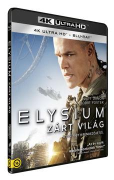 Elysium - Zárt világ (UHD+BD) termékhez kapcsolódó kép