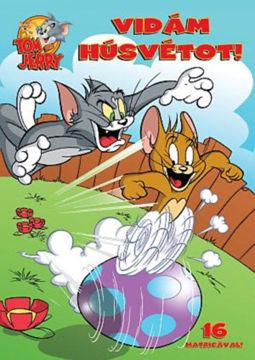 Tom és Jerry - Vidám Húsvétot! termékhez kapcsolódó kép