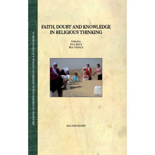 Faith, doubt and knowledge in religious thinking termékhez kapcsolódó kép
