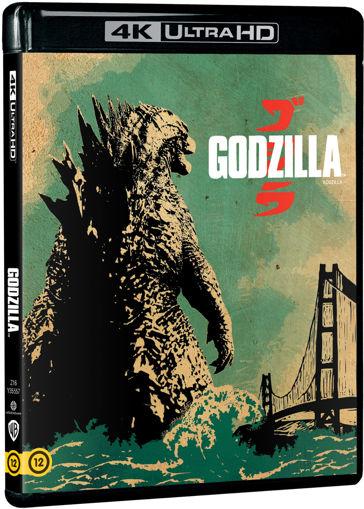 Godzilla (2014) (UHD+BD) termékhez kapcsolódó kép