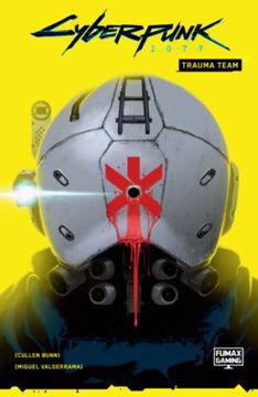 Cyberpunk 2077: Trauma Team termékhez kapcsolódó kép
