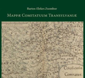 Mappae Comitatuum Transylvaniae termékhez kapcsolódó kép