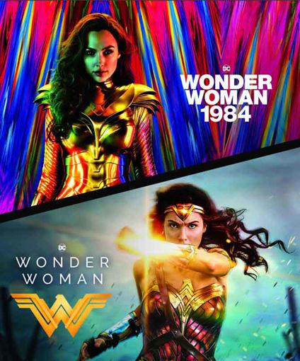 Wonder Woman 1-2. (UHD+BD) termékhez kapcsolódó kép
