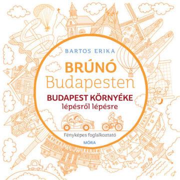 Budapest környéke lépésről lépésre termékhez kapcsolódó kép