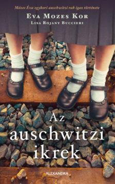 Az auschwitzi ikrek termékhez kapcsolódó kép