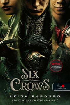Six of Crows - Hat varjú (Hat varjú 1.) termékhez kapcsolódó kép