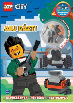 LEGO City - Adj gázt! - ajándék minifigurával termékhez kapcsolódó kép