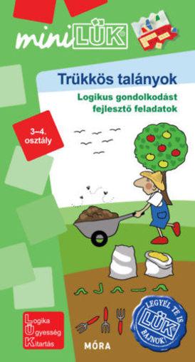 Trükkös talányok - LDI571 termékhez kapcsolódó kép