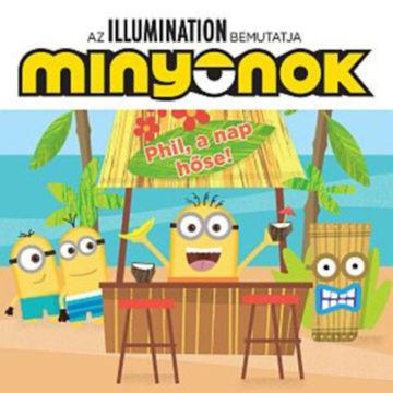Minyonok - Phil, a nap hőse! termékhez kapcsolódó kép