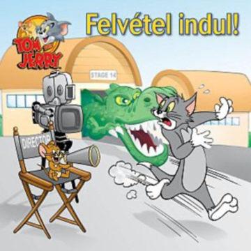 Tom és Jerry - Felvétel indul! termékhez kapcsolódó kép