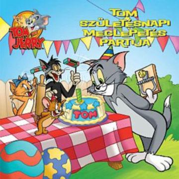 Tom és Jerry - Tom születésnapi meglepetés partija termékhez kapcsolódó kép