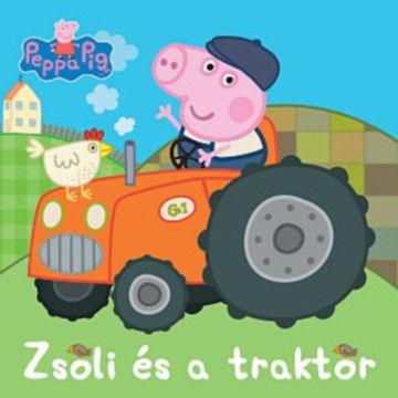Peppa malac - Zsoli és a traktor termékhez kapcsolódó kép