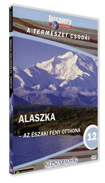 A természet csodái 12. - Alaszka: Az északi fény otthona termékhez kapcsolódó kép