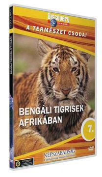 A természet csodái 7. - Bengáli tigrisek Afrikában termékhez kapcsolódó kép
