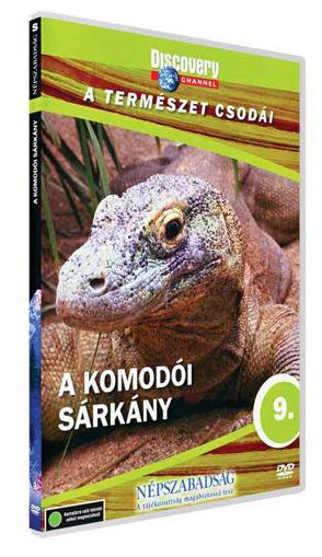 A természet csodái 9. - A komodói sárkány termékhez kapcsolódó kép