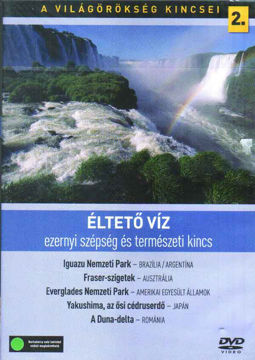 A világörökség kincsei 2. - Éltető víz termékhez kapcsolódó kép