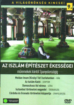 A világörökség kincsei 9. - Az iszlám építészet ékességei termékhez kapcsolódó kép