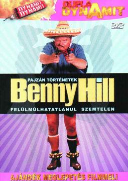 Benny Hill 1. + ajándékfilm termékhez kapcsolódó kép