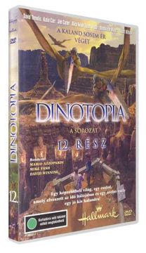 Dinotopia - A sorozat 12. rész termékhez kapcsolódó kép