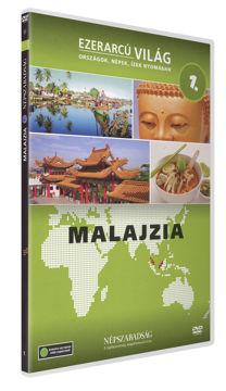 Ezerarcú világ 1. - Malajzia termékhez kapcsolódó kép