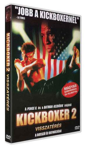 Kickboxer 2. - Visszatérés termékhez kapcsolódó kép