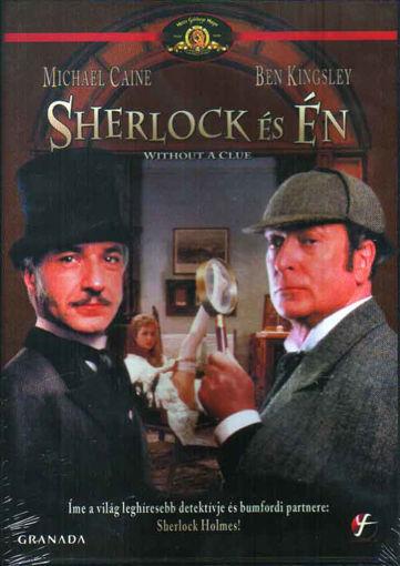 Sherlock és Én termékhez kapcsolódó kép