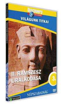 Világunk titkai 3. - II. Ramszesz uralkodása termékhez kapcsolódó kép